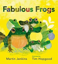 Looks at all kinds of frogs, from exotic species to the common greenish-brown specimens found in backyards, discussing their characteristics, life cycles, and habitats. (Grades: Prek-1) Call number: QL668.E2 J46 2016