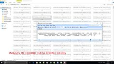 Autofill any online forms with 98.5% accurately, CRYSTAL AUTO TYPING SOFTWARE for ONLINE FORM FILLING PROJECT & services for QUOBIT online form filling Data Conversion, Online Form, Periodic Table, Software, Ads, Crystal, Projects, Fill, Indian