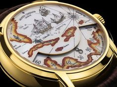 Map watch #time #travel