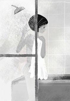 bathing.quenalbertini: Shower