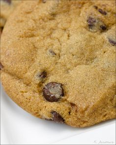Chocolate Chip Cookies (Store Bought Dough)