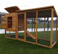 LARGE 8FT COCOON CHICKEN HEN HOUSE COOP POULTRY ARK RUN BRAND NEW in Pet Supplies, Poultry & Waterfowl   eBay