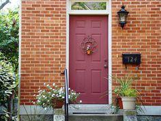 exterior paint schemes brick house 01