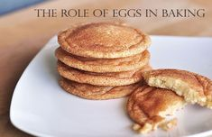 The Role of Eggs in Baking Cookies - Life Made Sweet