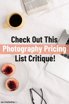 One of the scariest things about running a photography business is figuring out your photography pricing.Once you've done all the math and know how to profitably price your photography, the next step is to present and display your prices so that your clients see you're worth what you're asking to be paid.Below, I'm critiquing the photography pricing list of one of my Simplified Photography Pricing Formula students, Ciera Kizerian. Photography Price List, Teeth Straightening, Critique, Photography Business, Students, Display, Running, Math, Floor Space