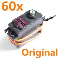 $359.10 (Buy here: https://alitems.com/g/1e8d114494ebda23ff8b16525dc3e8/?i=5&ulp=https%3A%2F%2Fwww.aliexpress.com%2Fitem%2FWholesale-60pcs-lot-Servo-Motor-TowerPro-MG946R-Metal-Gear-Digital-High-Torque-13kg-Upgraded-MG945-For%2F32219679017.html ) Wholesale 60pcs /lot Servo Geniune TowerPro MG946R Metal Gear Digital High Torque 13kg Upgraded MG945 For RC Car Robot Boat DIY for just $359.10