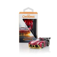 Battle and race the Supercars of the future in Anki OVERDRIVE. Using your mobile device,