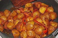 Spanische Kartoffeln 1