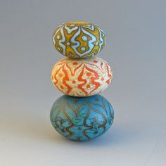 casbah trio hollows stacked by wandering spirit designs, via Flickr