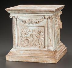 Fine Art - Sculpture, European:Modern (1900 - 1949), PIERRE-AUGUSTE RENOIR (French, 1841-1919) and RICHARD GUINO(French, 1890-1973). Base de...