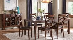 Affordable Formal Dining Room Sets  Rooms To Go Furniture Magnificent Rooms To Go Dining Sets Design Decoration
