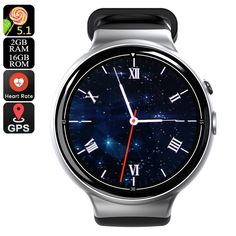 Air Smart Watch Phone - 1 IMEI Camera WiFi Calls Messages for sale online Smartphone Features, Android Features, Bluetooth Watch, Android Watch, Waterproof Camera, Wearable Technology, Heart Rate Monitor, Electronics Gadgets