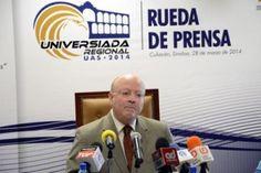 Inicia la Universiada Regional UAS 2014