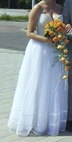 ♥ Hochzeitskleid mit Glitzercorsage und Handtasche wie NEU ♥  Ansehen: http://www.brautboerse.de/?post_type=listing_type&p=43016   #Brautkleider #Hochzeit #Wedding