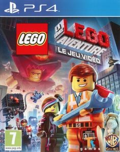 (*** http://BubbleCraze.org - Free family-friendly Android/iPhone game for all ages. ***)  LEGO La Grande Aventure – Le Jeu Vidéo sur PlayStation 4