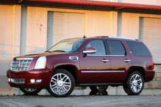 Cadillac Escalade to get new lease on life in 2014 - @Easy_Branches