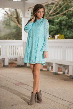 The Julia Dress, Serenity