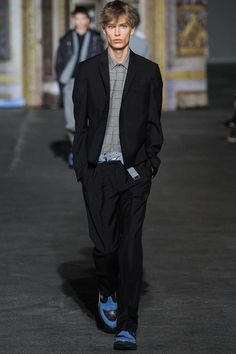 Kris Van Assche Spring 2015 Menswear Collection Photos - Vogue