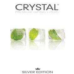 Crystal Menthe Glaciale 10 ml : Un produit proposé par Esmokers magazin spécialisé dans la e-cigarrette, liquide e-cigarette, et nécessaires E-cigarette.