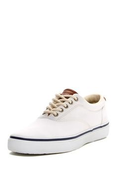 HauteLook | Sperry Top-Sider Men Footwear: Striper Canvas Sneaker.... Good for the casual look and only 40  dollars right now