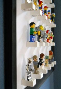 Lego Storage Ideas: The Ultimate Lego Organisation Guide Lego storage ideas & photos. How to organise lego by colour, size, set or purpose. Plus ideas on how to display Lego. The ultimate Lego storage guide!