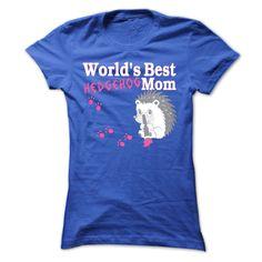 Best Hedgehog Mom