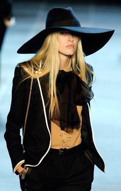 Hedi Slimane for Saint Laurent check out designer fashion internships and more on fashion foreign