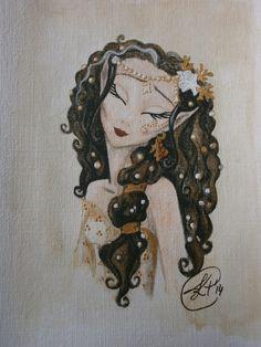 at progress Oct. Fairy, Artwork, Work Of Art, Fairies