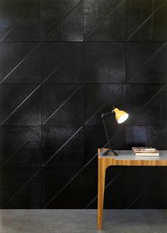 b51335e3711b CUIR AU CARRE, agence de décoration propose un nouveau concept de  décoration via ses panneaux · Habillage MuralRevetement ...