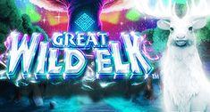 Great Wild Elk Casino Slot at Maneki - Great Wild Elk is a game for you to try by NextGen Online Casino Games, Elk, Moose