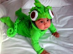 Pascal costume by Cecile Omg I love this for Mateo