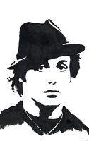 Stallone by Validatedman Face Stencils, Stencil Art, Bob Marley Dibujo, Dibujos Pin Up, Pop Art Portraits, Shadow Art, Vector Portrait, Airbrush Art, Scroll Saw Patterns
