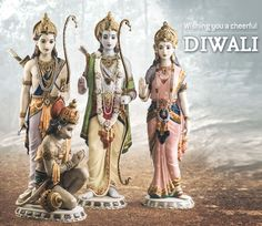 May the festival of lights be a festival of joy. Lladro from Spain Montinas is wishing you a cheerful DIWALI http://lladro.stores.yahoo.net/