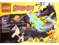 LEGO Scooby-Doo 75901 Mystery Plane Adventures Building Kit Bundling available at your request Fast shipping What's New Scooby Doo, Scooby Doo Toys, Scooby Doo Mystery, Construction Toys For Boys, Lego People, Popular Cartoons, Romantic Picnics, Cool Lego Creations, Lego Design