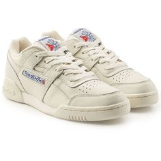 Reebok Workout Plus Vintage Sneakers (895 DKK) ❤ liked on Polyvore  featuring shoes 943b7d4b6