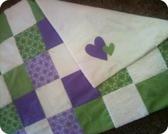 Baby Quilt maybe?