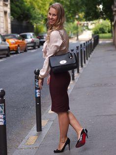 Illallisasu Pariisissa | Mona's Daily Style http://monasdailystyle.fitfashion.fi/2013/08/19/illallisasu-pariisissa/