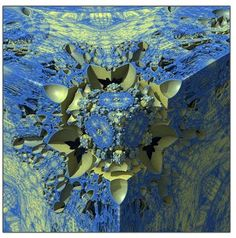An Interesting Property of the Mandelbox:  Many Familiar Fractals appear on it's surface often in scenic & unique combinations.
