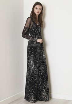 Starry jumpsuit! On www.redvalentino.com