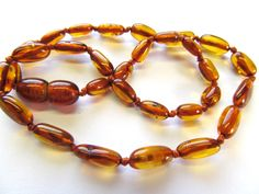 Amber jewelry set for my twins Amber Teething Necklace, Amber Jewelry, Twins, Beaded Necklace, Chain, Bracelets, Beaded Collar, Pearl Necklace, Necklaces