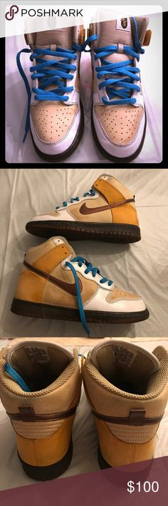Nike Dunks Great condition! These also came out Over 13 years ago Nike Shoes Sneakers