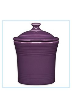 Fiesta Colors, Jam Jar, Ball Jars, Homer Laughlin, Signature Look, Covered Boxes, Canisters, Bold Colors, Dinnerware