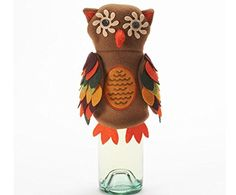 Food Network Owl Wine Bottle Cover Food Network http://www.amazon.com/dp/B00TU4CZ9Q/ref=cm_sw_r_pi_dp_78OXvb0BB51NK