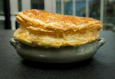 Steak Kidney and Stout Pie.  Josh Emett