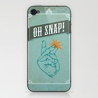 Super fun iPhone and iPod Skins only $15 and FREE shipping thru Sunday, worldwide!