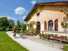 Radfahren im Altmühltal, © Naturpark Altmühltal