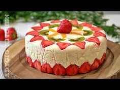 Romanian Desserts, Torte Cake, Food Videos, Charlotte Russe, Mousse, Watermelon, Bbq, Cheesecake, Dessert Recipes