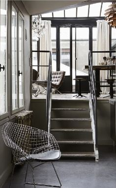 Inspiration in White - Grey Home - lookslikewhite Blog - lookslikewhite