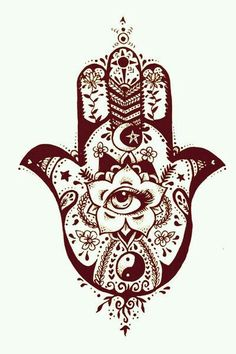 I will get a Hamsa tattoo one day ♥