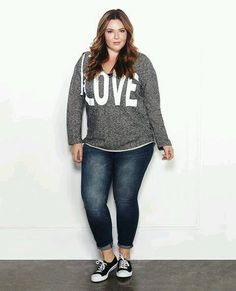 Outfits geniales plus size